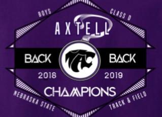 State Track Champion Shirts