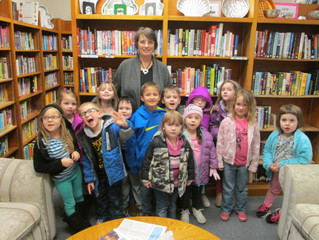 Pre-K to the Axtell Library