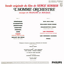 Homme orchestre 33T verso