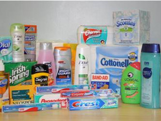Toiletries Drive