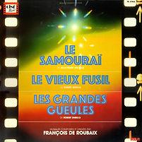 Le Samourai_Vieux Fusil_Grandes Gueules 33T recto