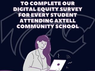 Reminder - Digital Equity Survey