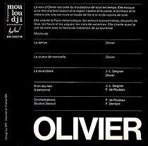 Olivier verso