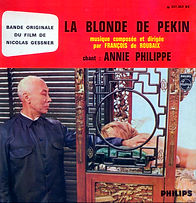 La blonde de Pékin recto