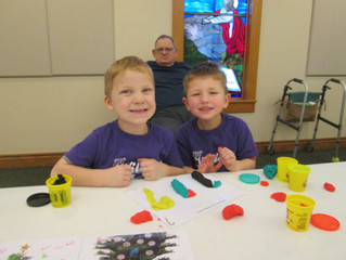Pre-K Visits Christian Homes in Holdrege