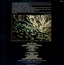 Les plus belles musiques de films vol.3 verso