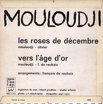Mouloudji verso