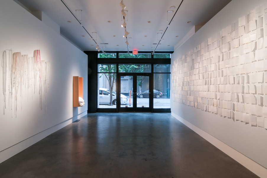 Hold That Thought- installation view