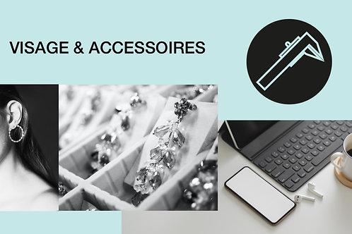 Visage et Accessoires - Disponible en ligne