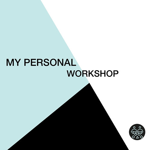 « My personal workshop »