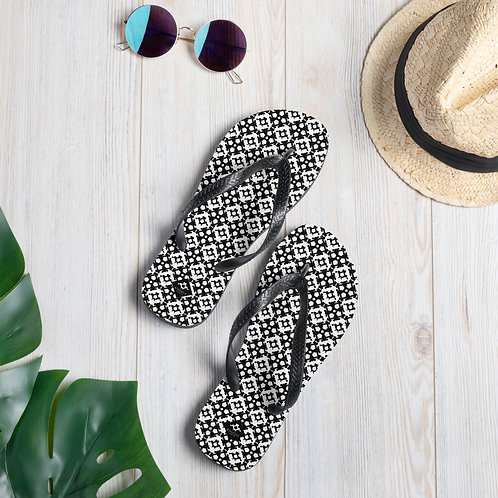 Flip-Flops in style black
