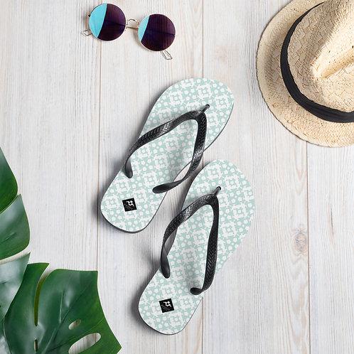 Flip-Flops in style Full Turquoise