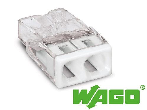 WAGO 2-я для жёсткого кабеля