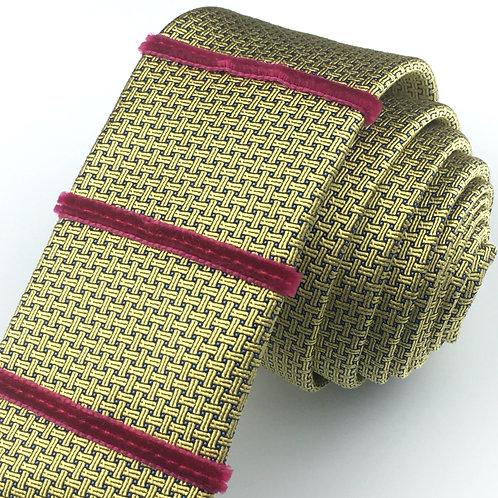 gold - three stripes