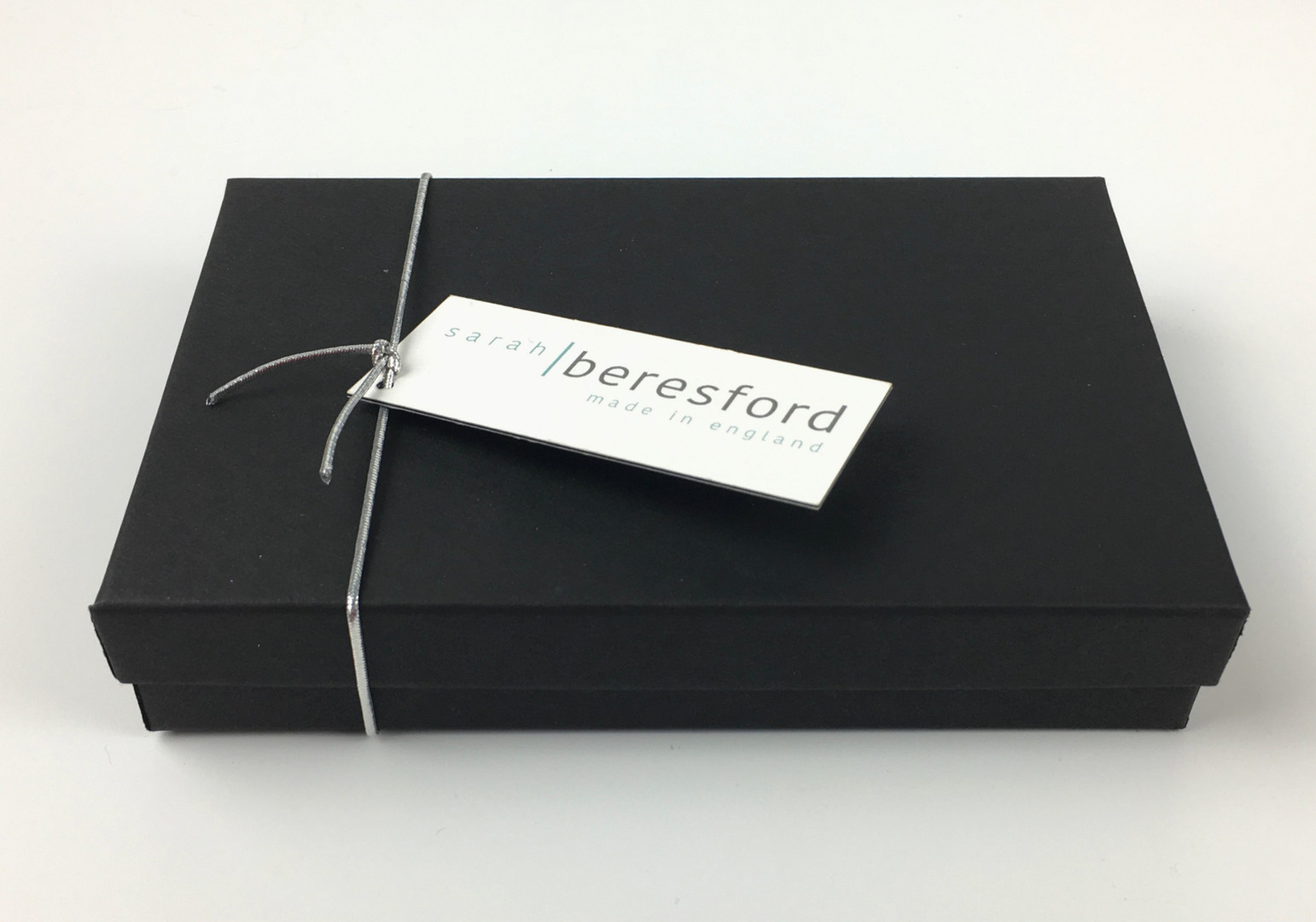 Bow tie gift box