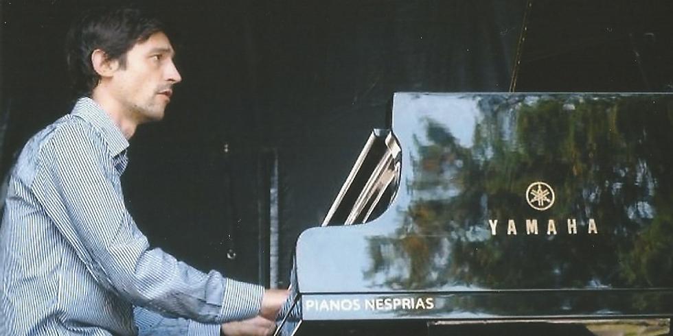 Soirée piano jazz avec Philippe GUEGUEN