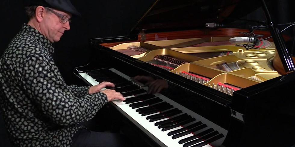 Soirée piano avec Pierre DUCLAY