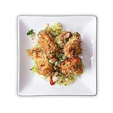 Salt & Pepper Chicken Wings