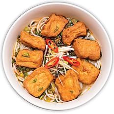 Spicy Tofu Noodle Soup