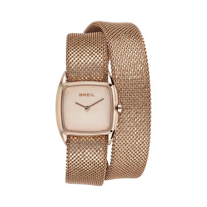 BREIL NEW SNAKE WATCH SOLO TEMPO LADY 24×21 MM  TW1854