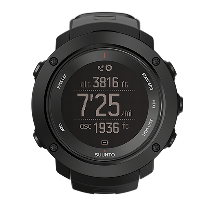 Suunto Ambit 3 Vertical Black REF SS021965000