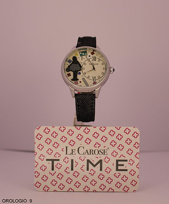 LE CAROSE  WORKERS OROLOGIO