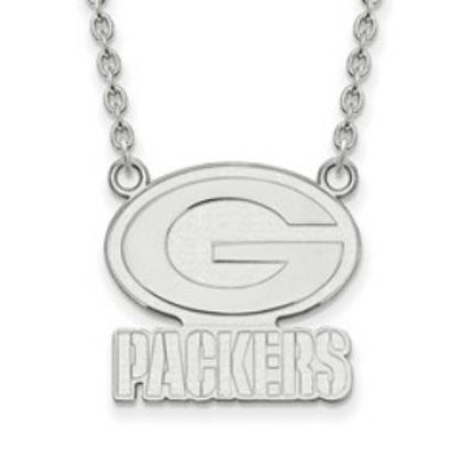 NFL© Green Bay Packers - Sterling Silver Necklace