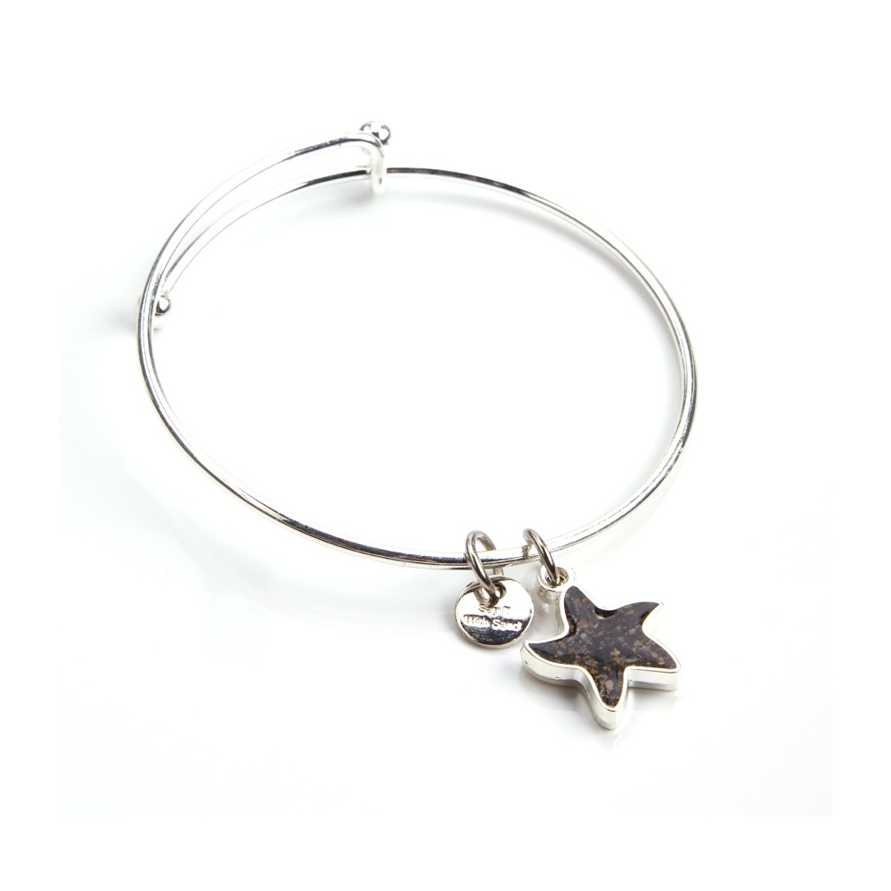 Beach Bangle - Starfish
