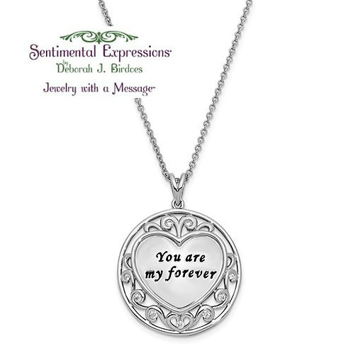 Sentimental Expressions® Pendant: You are...