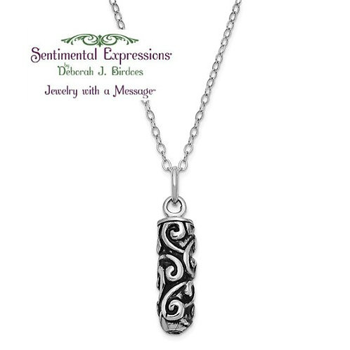 Sentimental Expressions® Ash Holder: A Part of You