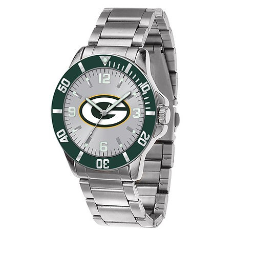 NFL© Green Bay Packers - Stainless Steel Watch