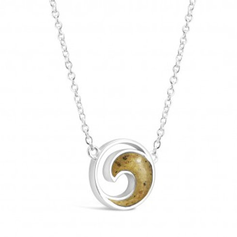 Dune Jewelry - Wave Necklace