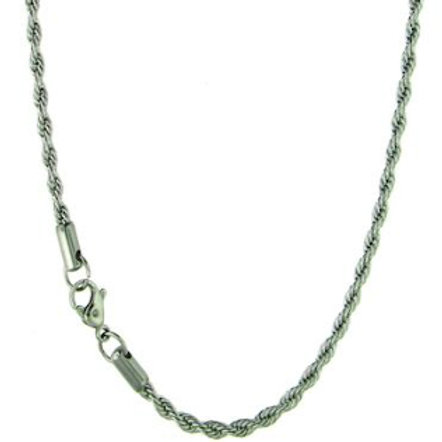 Stainless Steel Chain, Regular Rope