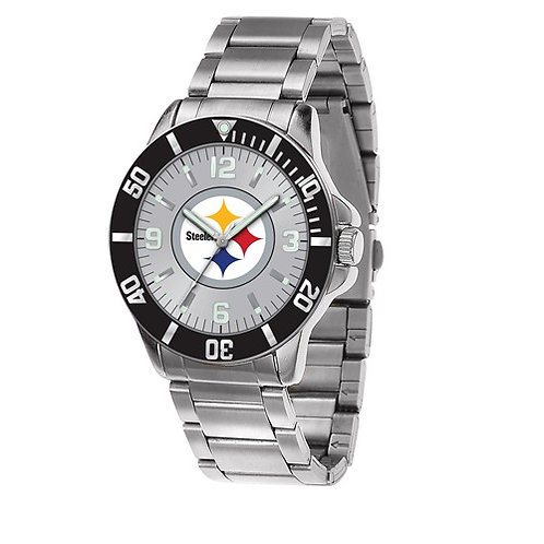 NFL© Pittsburgh Steelers - Stainless Steel Watch