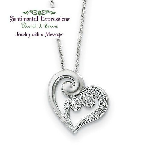 Sentimental Expressions® Pendant: Mother's Journey