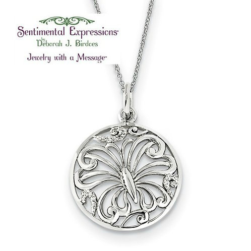 Sentimental Expressions® Pendant: Miracles