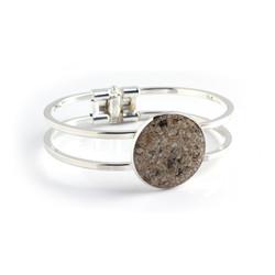 Sandollar Bracelet - Silver Plated