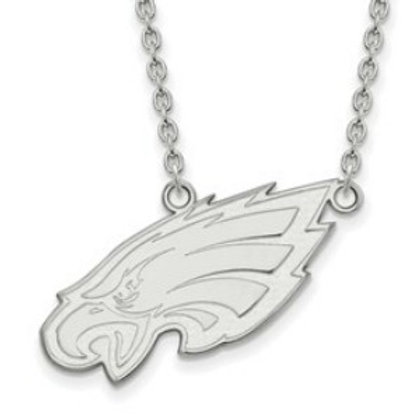 NFL© Philadelphia Eagles - Sterling Silver Necklace