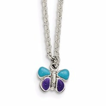 Quality® Child's Set, Sterling Butterfly