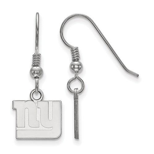 NFL© New York Giants - Sterling Silver Earrings