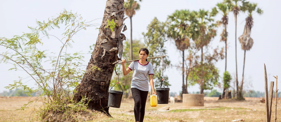 Ilmastonmuutos vaarantaa tyttöjen oikeuksia