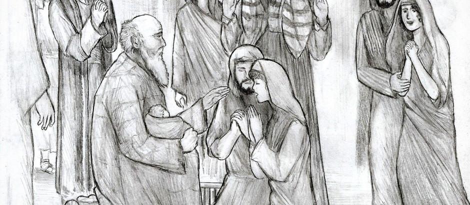 """""""Jumala kanssamme""""– Raamattu-sarjakuva, osa 2"""