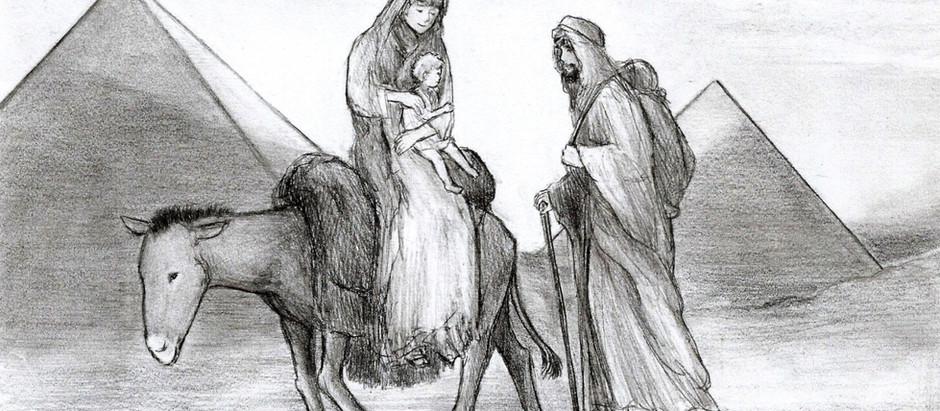 """""""Jumala kanssamme""""– Raamattu-sarjakuva, osa 3"""