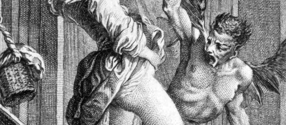 Väkevä, hirmuinen, mystinen vittu – kansanuskon suhtautumisia naisten seksuaaliseen voimaan