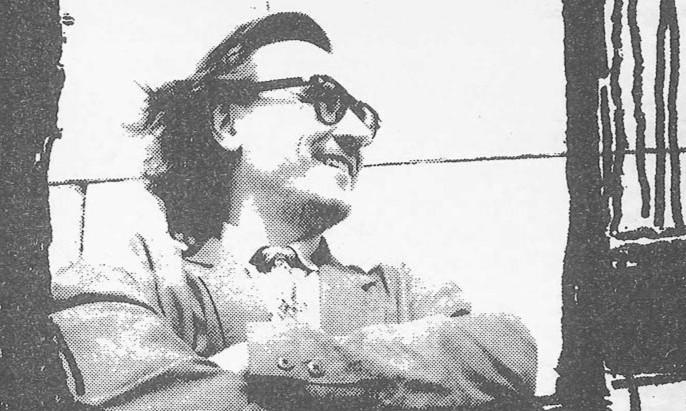 Haastattelussa Esa Saarinen - Etsijän artikkeli vuodelta 1993