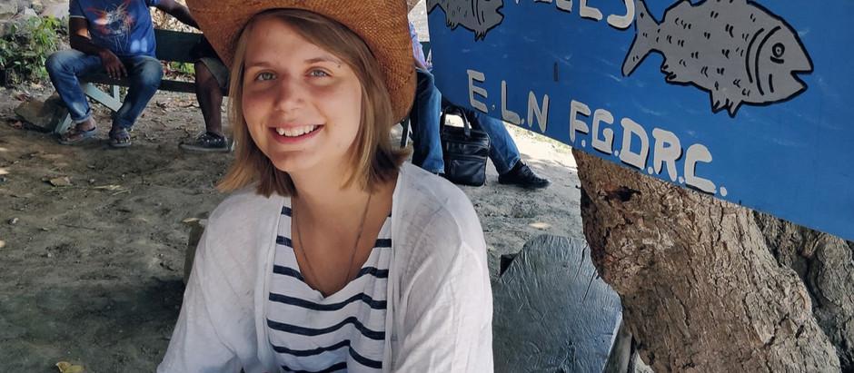 Maailmalla matkaava vaikuttajanainen – Maria Mountraki