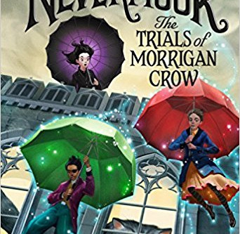 Her Name is Morrigan: Problems of Consent in NEVERMOOR by Jessica Townsend