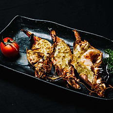 Grilled Tiger shrimp