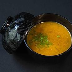 Miso-tare soup