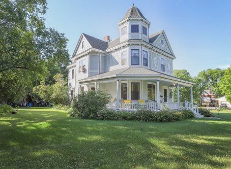 HISTORIC HOME - PERHAM, MN